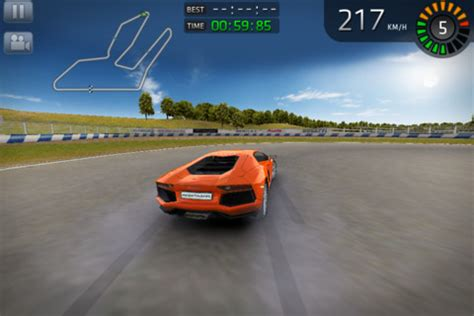 sports car challenge racing game  android  ios