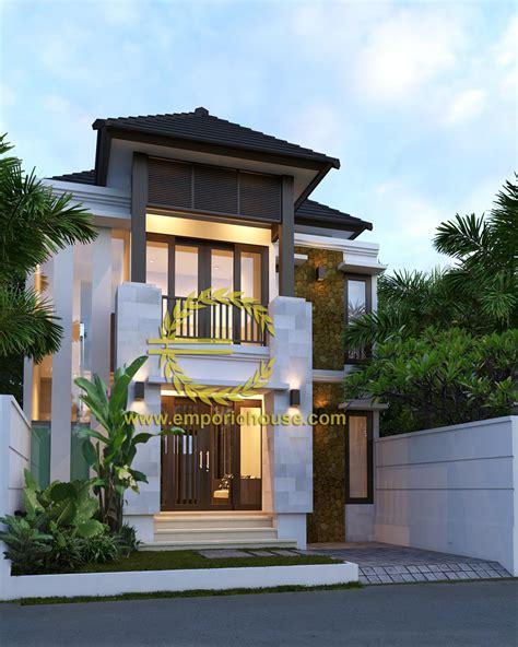 denah rumah minimalis  lantai type  desain rumah