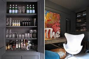 modern scandinavian style bar cabinets With modern home bar furniture uk