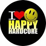 Happy hardcore love songs