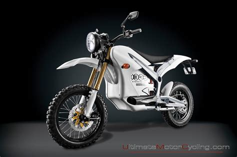 Electric Motorcycle Wallpaper