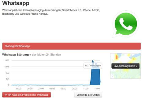 """Das portal """"allestörungen.de zeigte gegen 19 uhr fast 200 000 störungsmeldungen bei whatsapp und. Aktuelle Störung: WhatsApp, Facebook, Instagram und ..."""