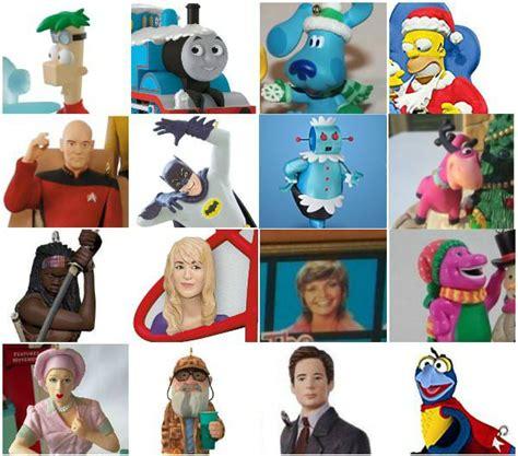 tv characters  hallmark ornaments ii quiz  qlh