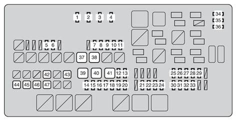 Toyota Tundra From Fuse Box Diagram Auto Genius