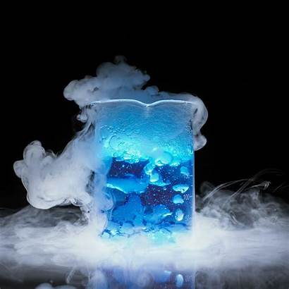 Science Matter Ice Dry Gas State States