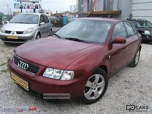 Audi A3 1999 : 1999 audi a3 alkantara 110hp car photo and specs ~ Medecine-chirurgie-esthetiques.com Avis de Voitures