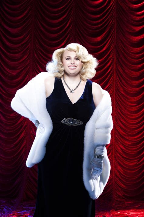 rebel wilson adelaide miss dolls guys simon lipkin guy fat amy cast joins doll end west glam fur debut incredible