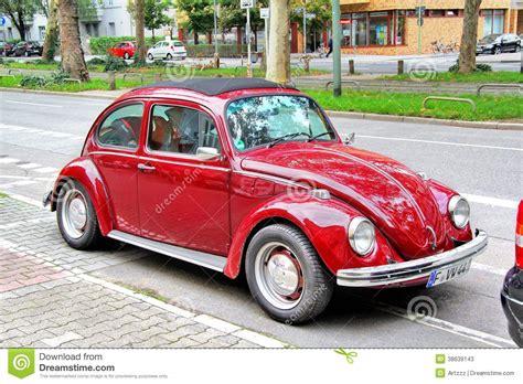 Volkswagen Beetle Editorial Stock Photo Image 38639143