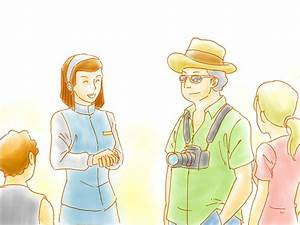 How To Become A Tour Guide  7 Steps  With Pictures