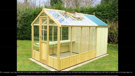 earthship greenhouse plans youtube