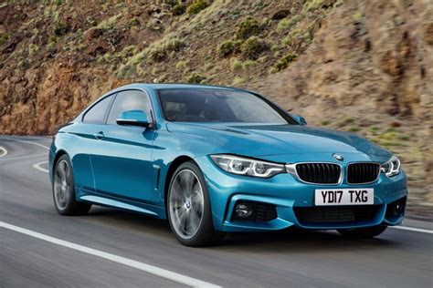bmw release details and prices on new 4 series range carwitter