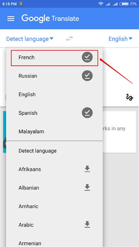 Image To Text App How To Translate The Text On An Image Using