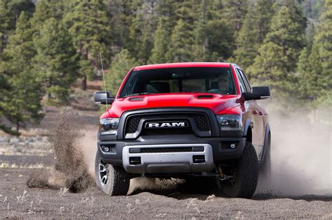 Ram Rebel TRX Concept Is a 575 HP Off Road Monster