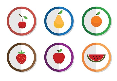 Free Vector Graphic Free Photos Free Icons Free Free Vector Fruit Icons Free Vector Stock