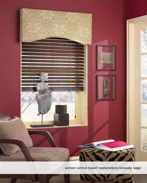Prefabricated Cornice Boards by Soft Window Treatments
