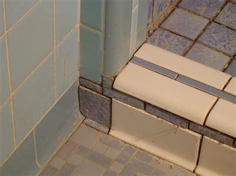 new shower floor