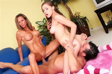 Naked Montana Skye In Fuck My Mom And Me 10