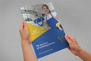 Cleaning Flyer Samples Cleaning Services Brochure Template 16 Pages By