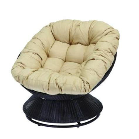 149 50 hton bay papasan patio chair with unique