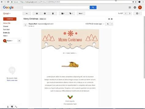 How To Create An Email Template In Gmail by How To Make An Email Template In Gmail Creating Email