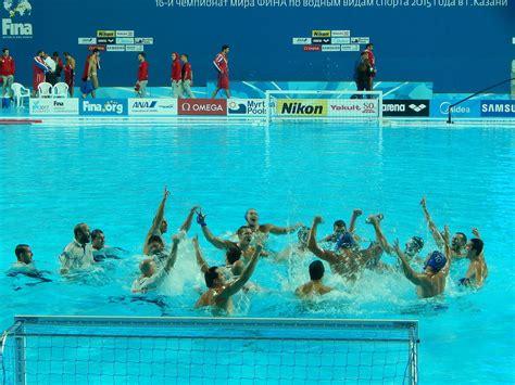 Water Polo At The 2019 World Aquatics Championships Men