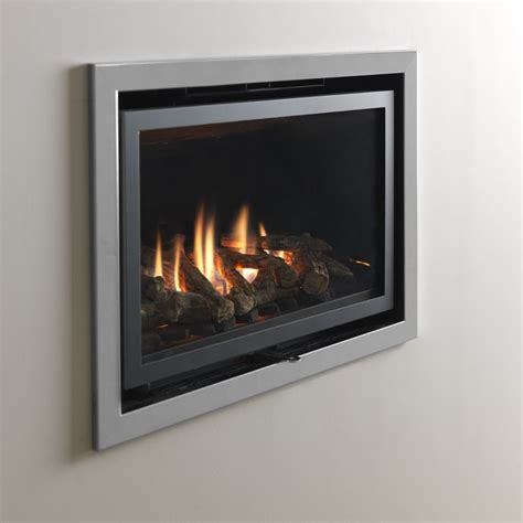 wall mounted gas fireplace valor inspire 05600fs 600 contemporary inset wall