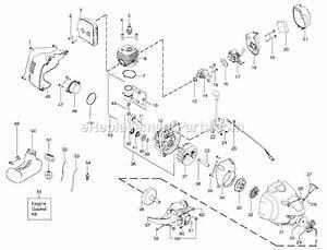 Poulan Pp325 Parts List And Diagram   Ereplacementparts Com