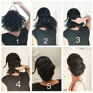 4C natural hair updo Beautiful and easy Themed Wedding Pinterest Natural hair updo, Updo