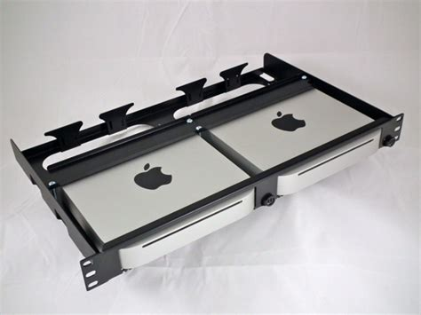 mac mini rack 2nd mac mini rack mount mk 1 manufacturing