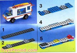 Lego Classic Anleitung : lego 6351 surf 39 n 39 sail camper set parts inventory and instructions lego reference guide ~ Yasmunasinghe.com Haus und Dekorationen