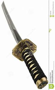 Katana Sword Stock Image  Image Of Oriental  Closeup  Hobby