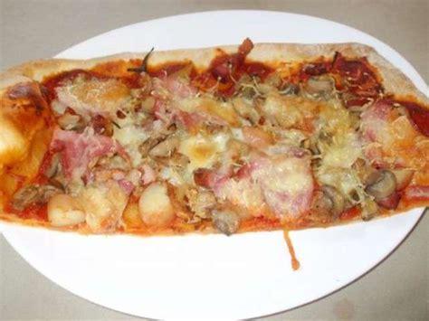 recettes de pizza et farine 3