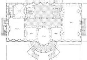 The White House Blueprints by File White House Floor1 Plan Jpg Wikimedia Commons
