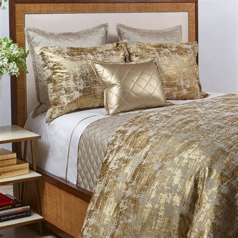 Duvet Set by Scratch Duvet Set In Gold The Of Home Bedding By