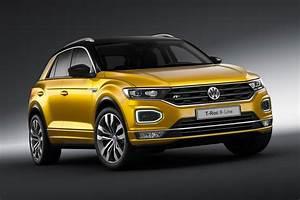 T Roc Volkswagen : vw t roc gets racy in frankfurt with new r line trim ~ Carolinahurricanesstore.com Idées de Décoration