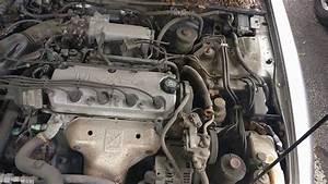 1997 Honda Accord Air Conditioner Problem