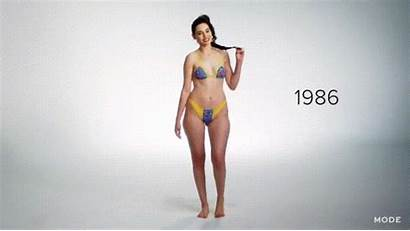 Swimsuit Decade Born Were Popular Self Credit