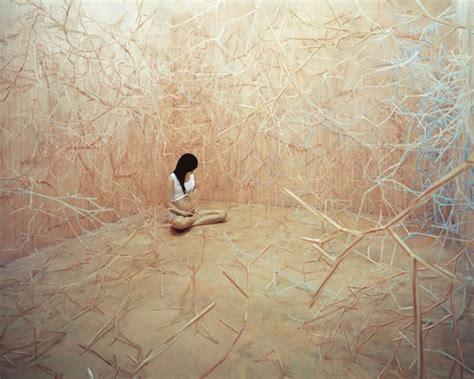 surreal world  korean artist jee young lee vuingcom