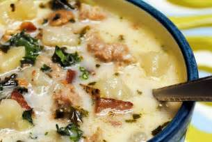 Olive Garden Kale Soup Recipe by Zuppa Toscana
