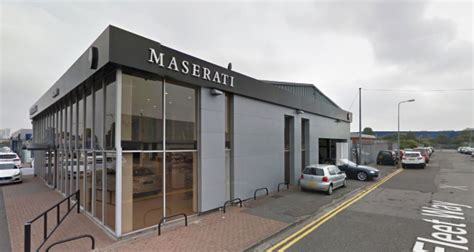 Motorline Buys Maserati Dealership In Cardiff