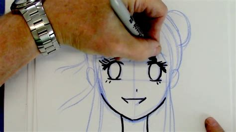 Here presented 55+ easy drawing for girls images for free to download, print or share. How to Draw a Manga Girl - Beginners - YouTube