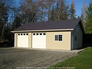 24x36 garage plans best free home design idea With 24x36 pole barn plans