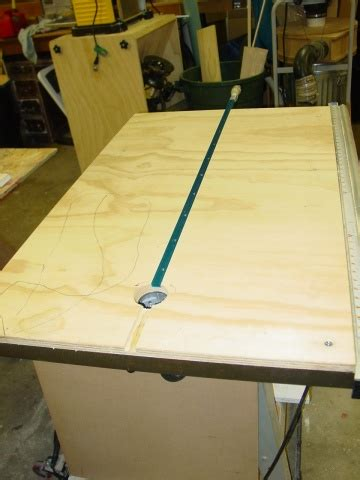 circle cutting fixtures  bench router  bandsaw