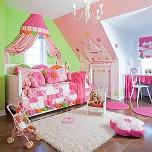 Deco Chambre Fille Princesse : jolie chambre de princesse chambre inspirations ~ Teatrodelosmanantiales.com Idées de Décoration