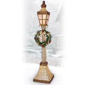 outdoor christmas decorations lamp post wwwindiepediaorg