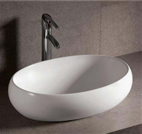 whitehaus whkn isabella oval vessel sink  offset