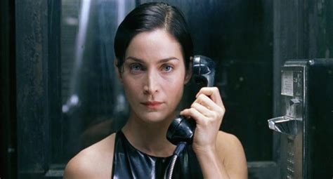 Women Of Action Carrie Anne Moss – Return To The Matrix