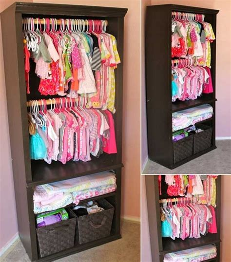 Bookcase For Clothes by 23 Money Saving Ways To Repurpose And Reuse Bookcases