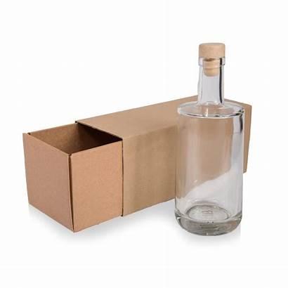 Gin Gift Box Bottle Single 70cl Packaging