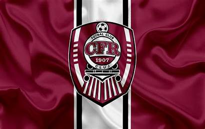 Cluj Cfr Football Fc Romanian Flag Club
